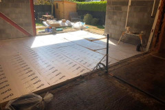 Underfloor Heating Project One
